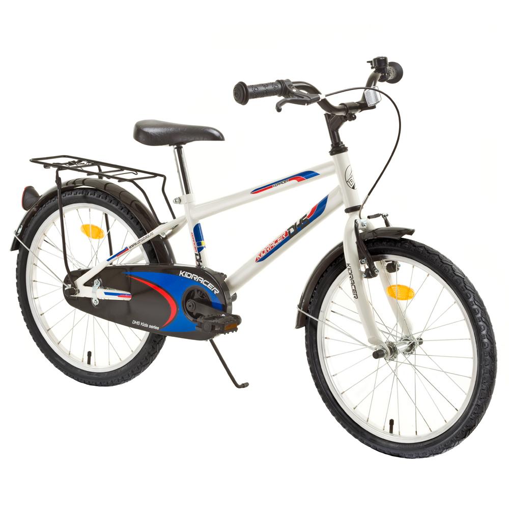 "Detský bicykel DHS Kid Racer 2001 20"" - model 2015"