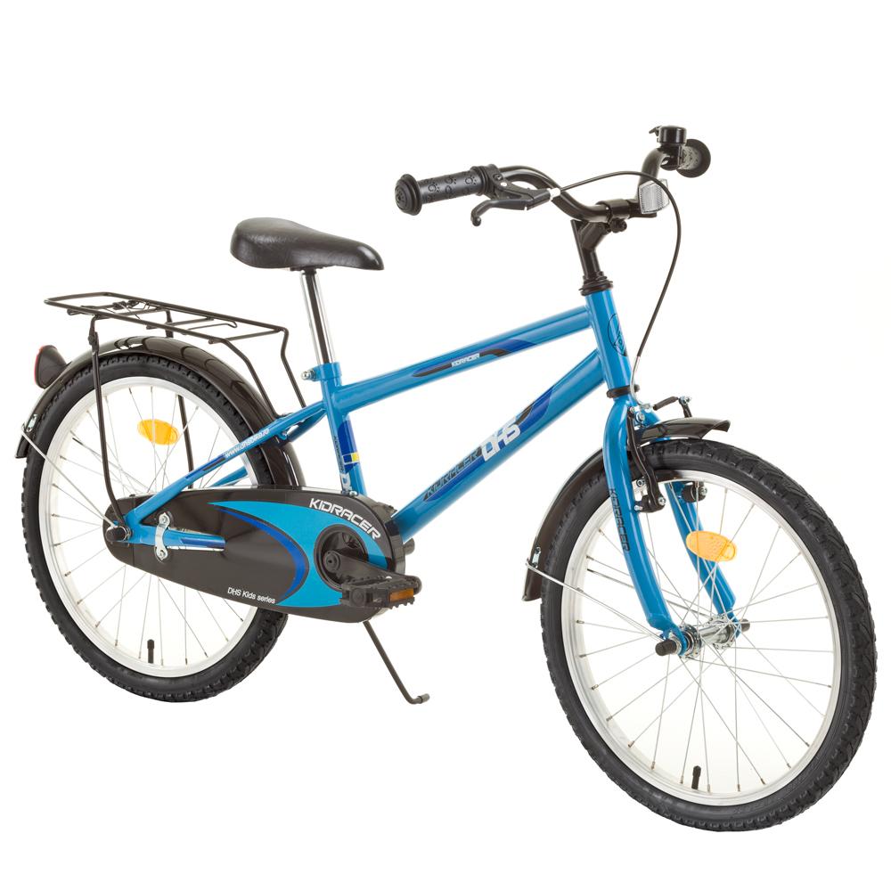 "Detský bicykel DHS 2001 Kid Racer 20"" - model 2014"