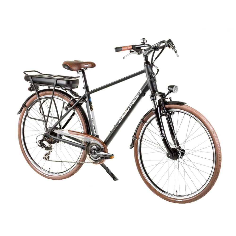 Trekingový elektrobicykel Devron 28123 - model 2015