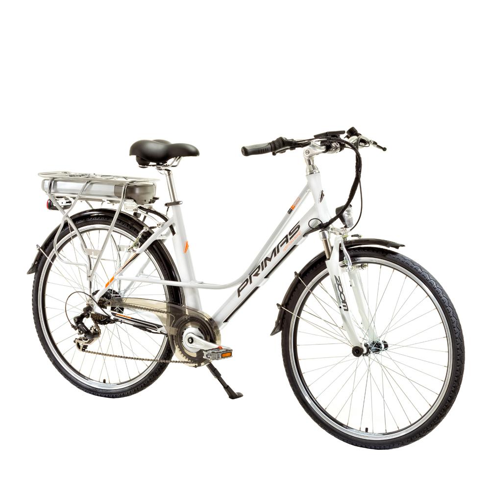 Elektrobicykel DHS Primas Éco 28002 - model 2014