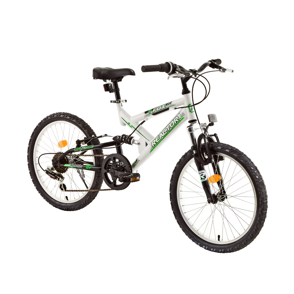 "Detský horský bicykel Reactor Fox 20"" - model 2014"