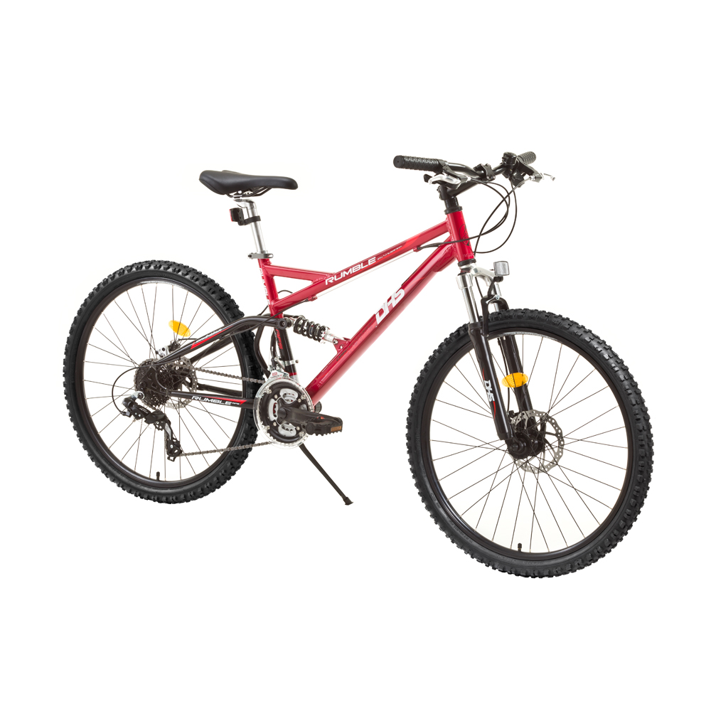 Celoodpružený bicykel DHS Rumble 2646 - model 2014