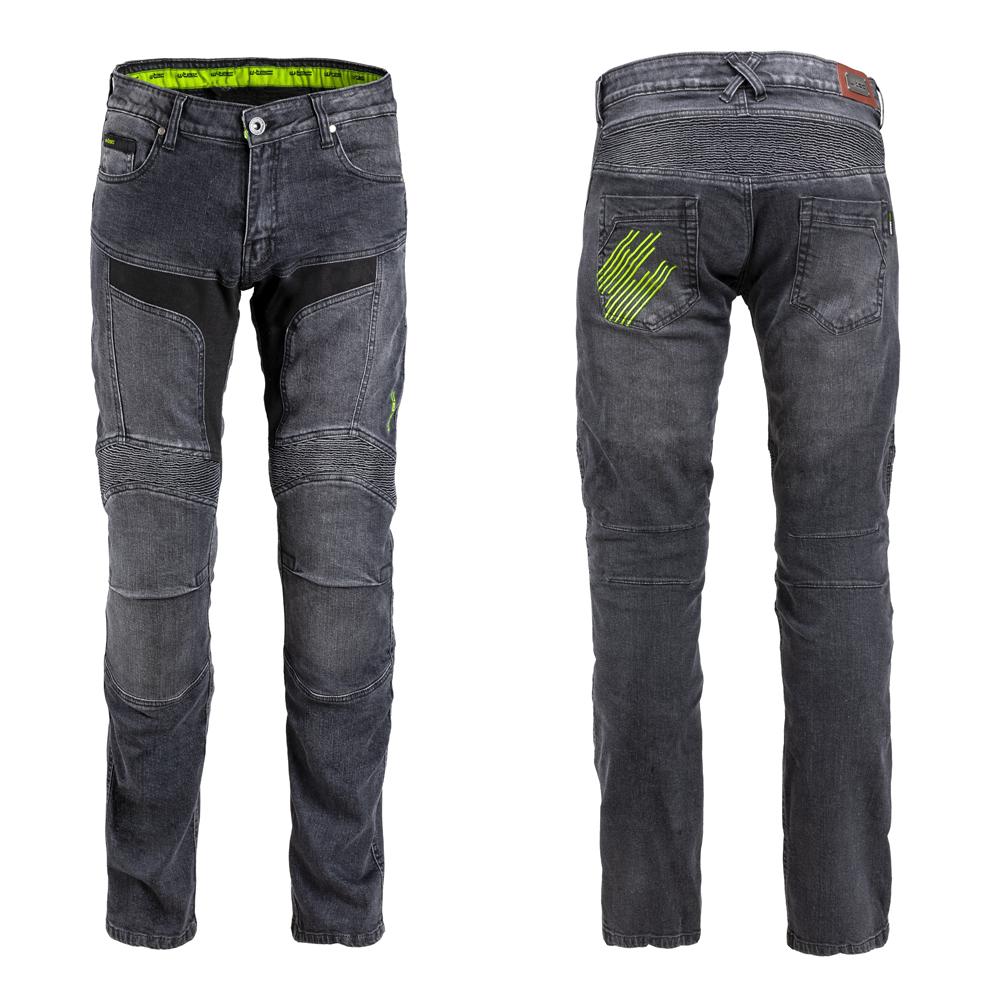Pánske moto jeansy W-TEC Alfred CE