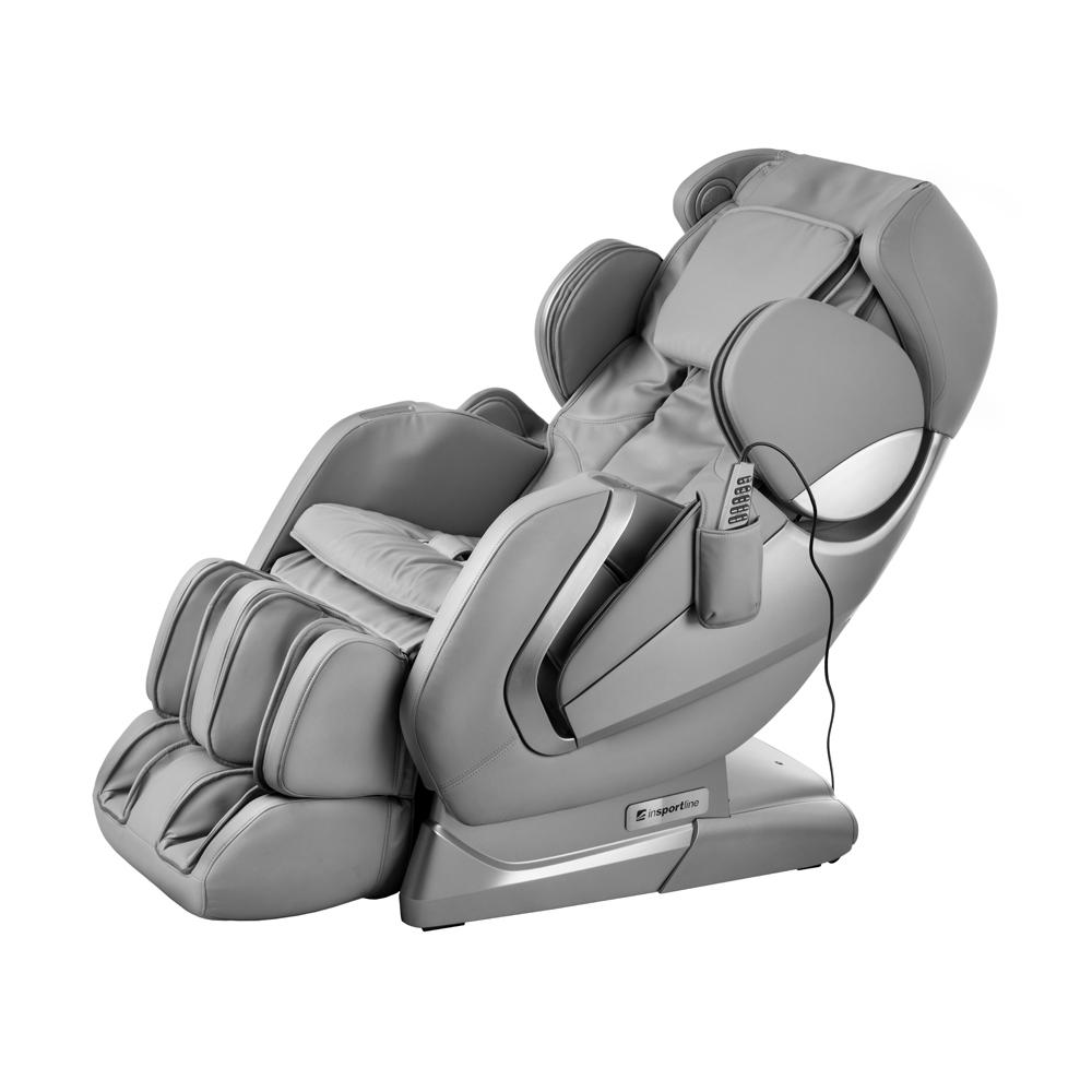 Masážne kreslo inSPORTline Kostaro šedá - Servis u zákazníka