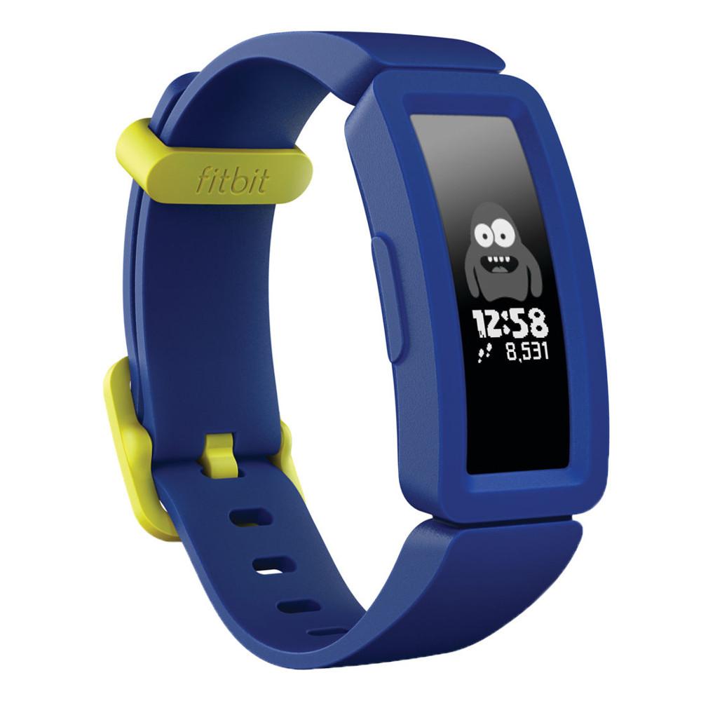 Detský fitness náramok Fitbit Ace 2 Night Sky + Neon Yellow