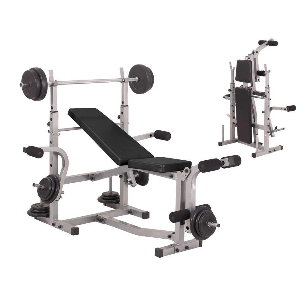 Bench press lavica inSPORTline Adjust