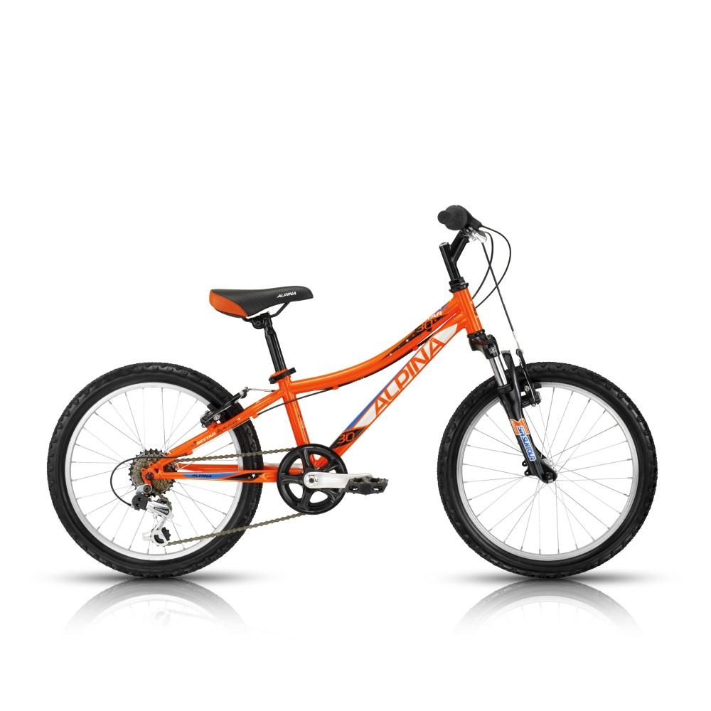 """Detský bicykel ALPINA Bestar 30 20"""" - model 2016 255 mm (10"""")"""