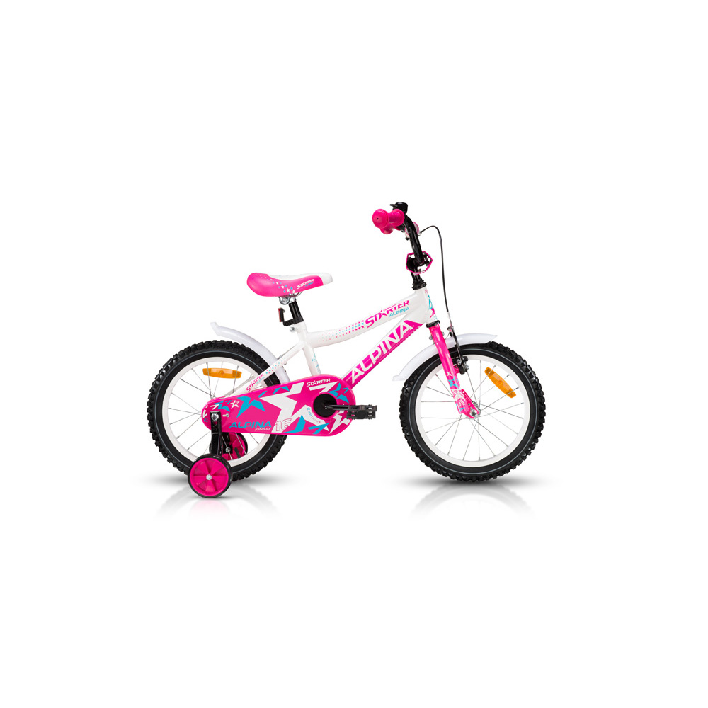 "Detský bicykel KELLYS ALPINA STARTER 16"" - model 2015"