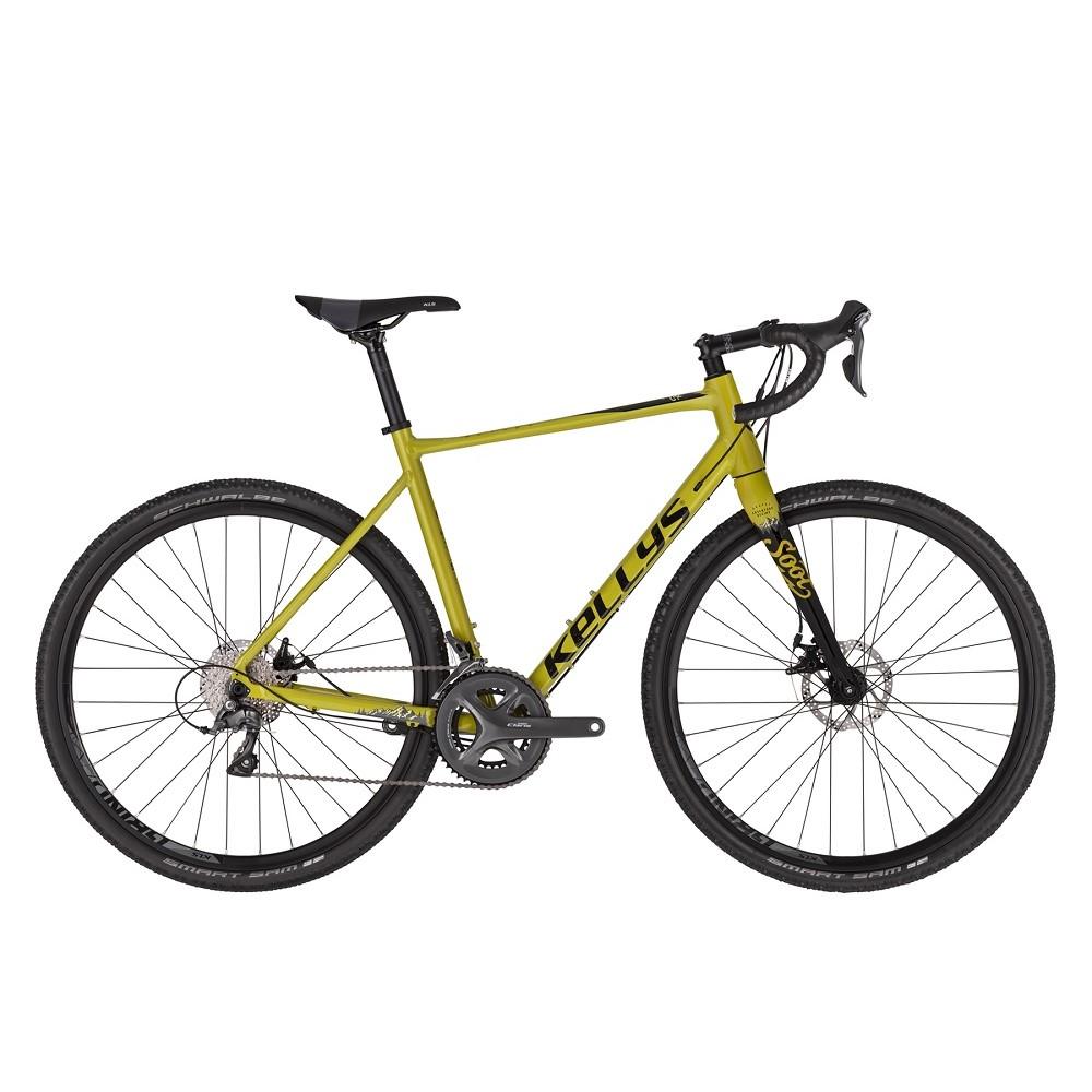 "Gravel bicykel KELLYS SOOT 30 28"" - model 2021 S (490 mm)"