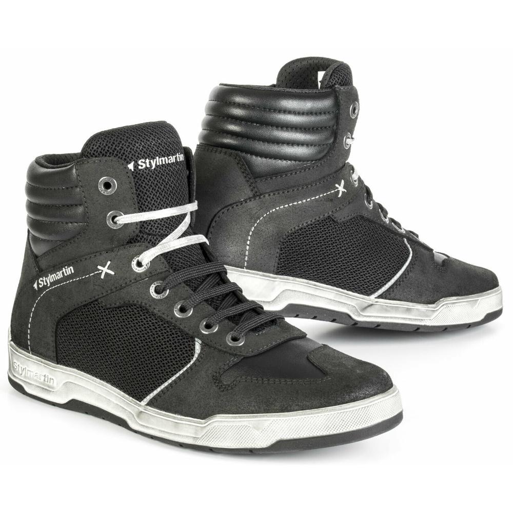 Moto topánky Stylmartin Atom čierna - 41