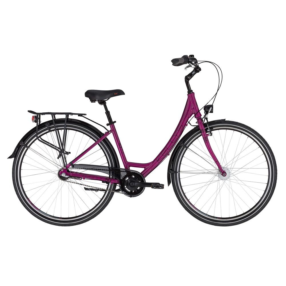 "Dámsky mestský bicykel KELLYS AVENUE 50 28"" - model 2020 17"" - Záruka 10 rokov"