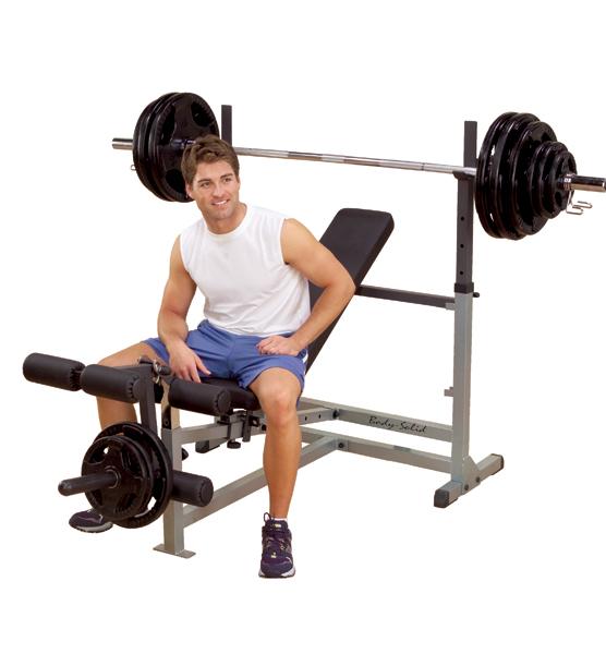 GDIB46L Body-Solid Bench press lavica - Záruka 10 rokov