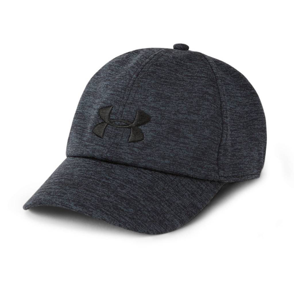 Dámska šiltovka Under Armour Twisted Renegade Cap Black / Stealth Gray / Black - OSFA