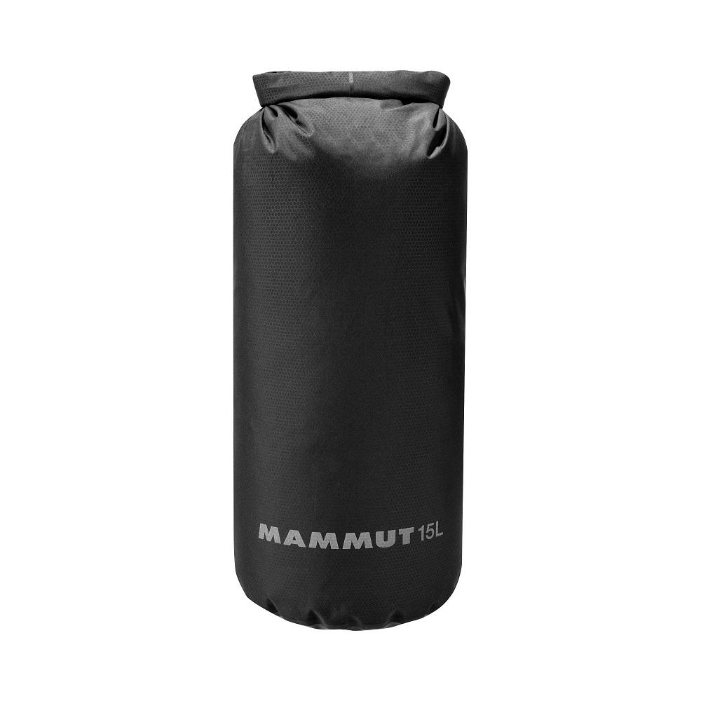Nepremokavý vak MAMMUT Drybag Light 15 l Black
