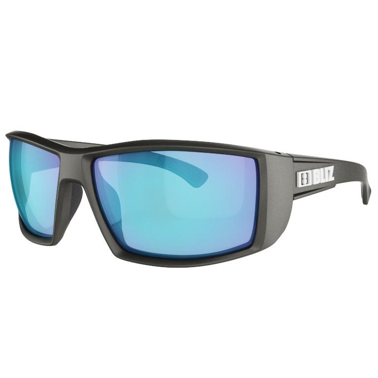 Športové slnečné okuliare Bliz Drift čierno-modrá