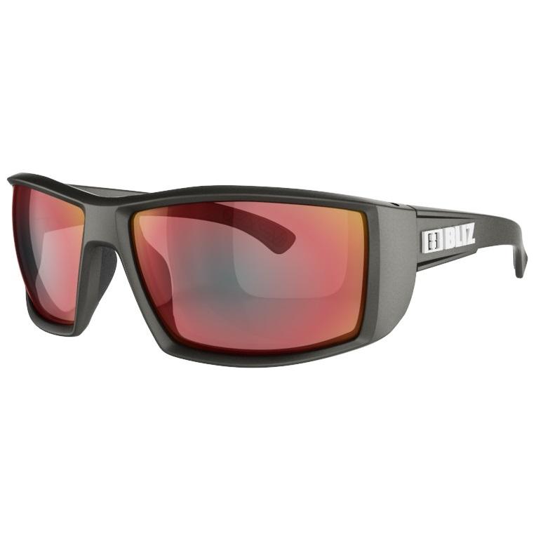 Športové slnečné okuliare Bliz Drift čierno-červená
