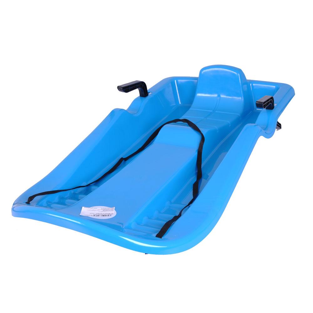 Boby Spartan Snow Boat modrá