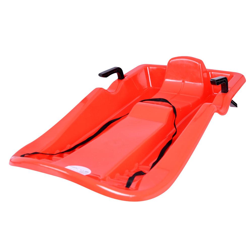 Boby Spartan Snow Boat červená