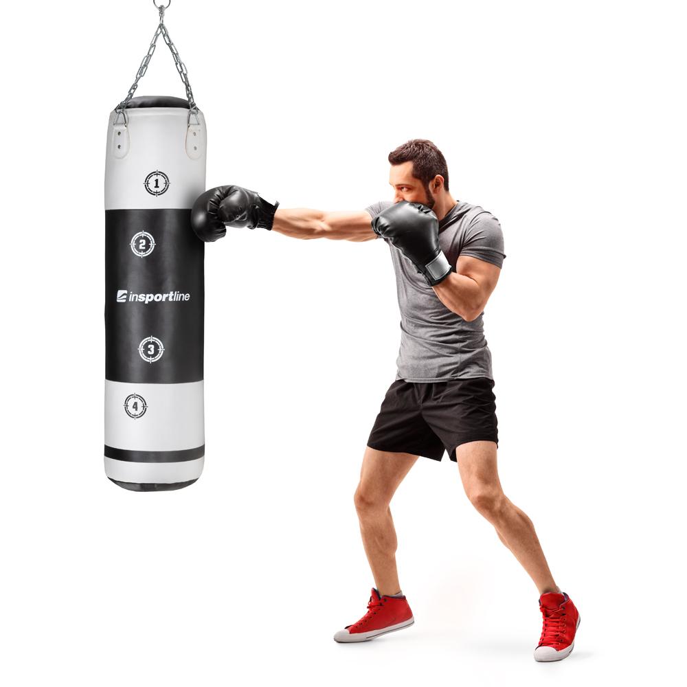 Boxovacie vrece inSPORTline Robkin 120x35 cm