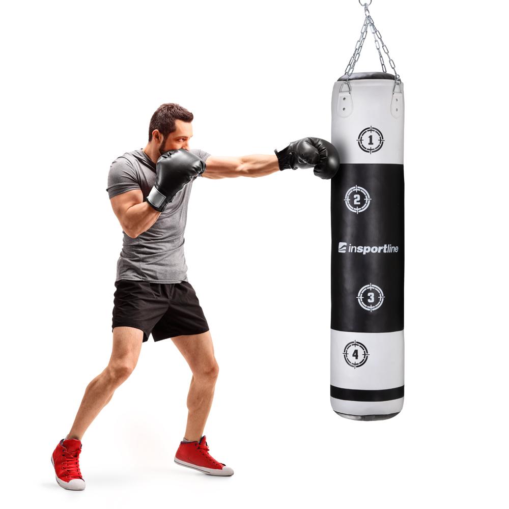 Boxovacie vrece inSPORTline Robkin 150x35 cm