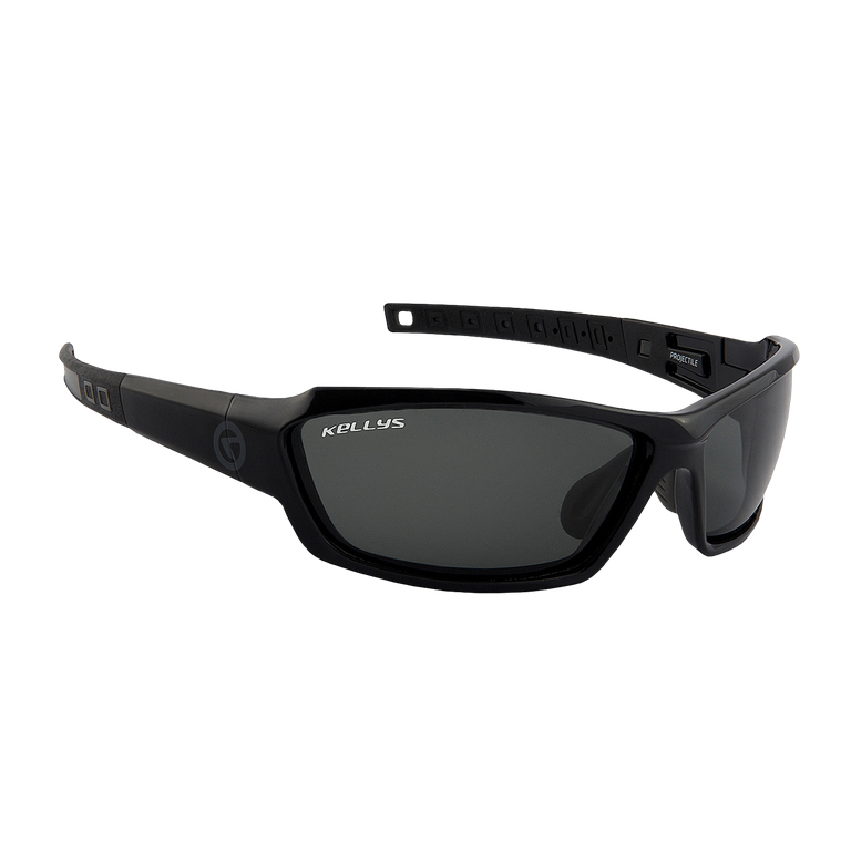 Cyklistické okuliare KELLYS Projectile čierno-šedá