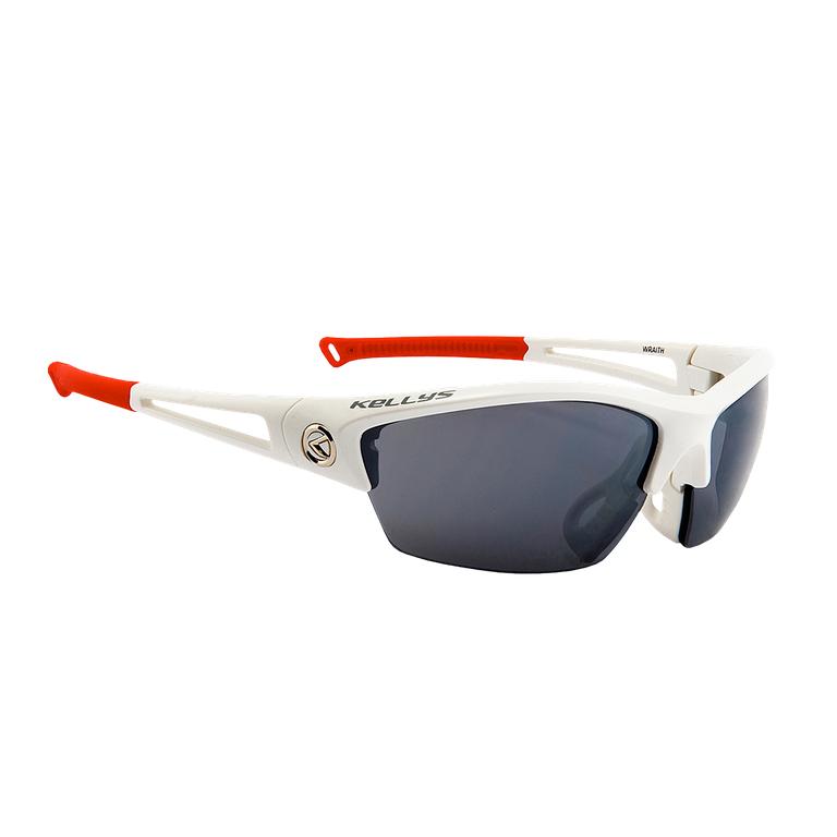 Cyklistické okuliare KELLYS Wraith biela