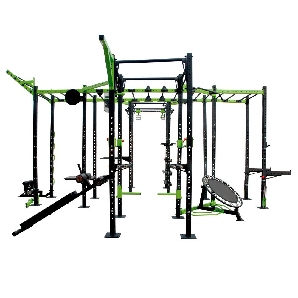 Tréningová konštrukcia inSPORTline Trainning Cage 60