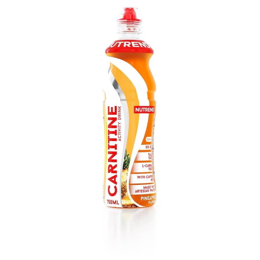 Drink Nutrend Carnitine Activity Drink 750 ml s kofeínom cola