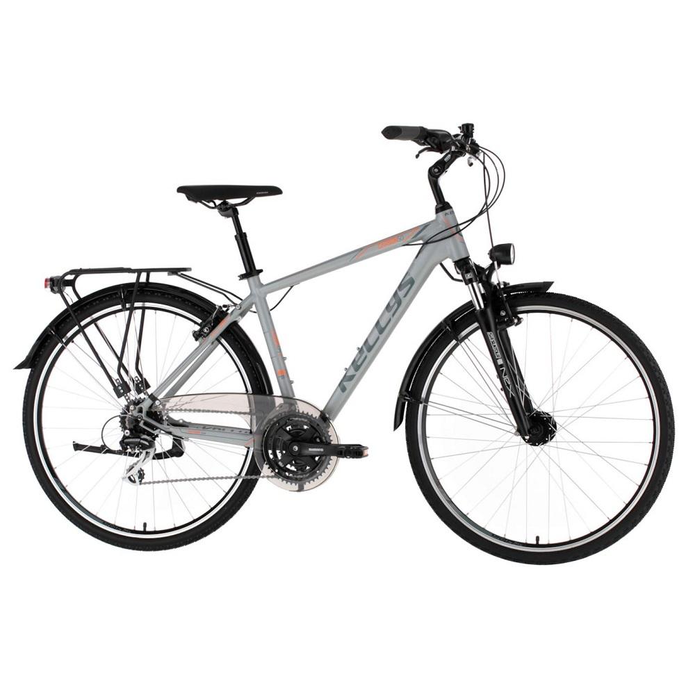 """Pánsky trekingový bicykel KELLYS CARSON 50 28"""" - model 2021 M (19'') - Záruka 10 rokov"""