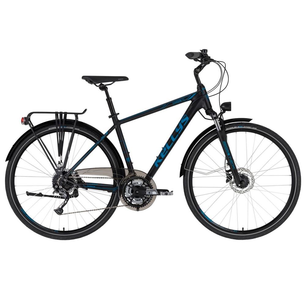 """Pánsky trekingový bicykel KELLYS CARSON 70 28"""" - model 2021 M (19'') - Záruka 10 rokov"""