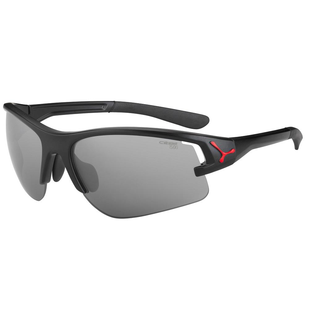 Bežecké okuliare Cébé Across čierno-červená
