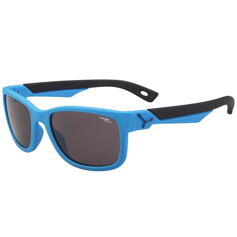 Detské športové okuliare Cébé Avatar modro-čierna