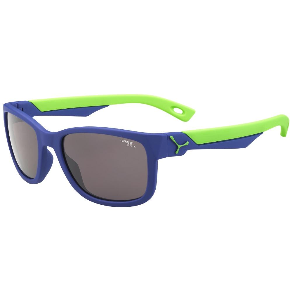 Detské športové okuliare Cébé Avatar modro-zelená