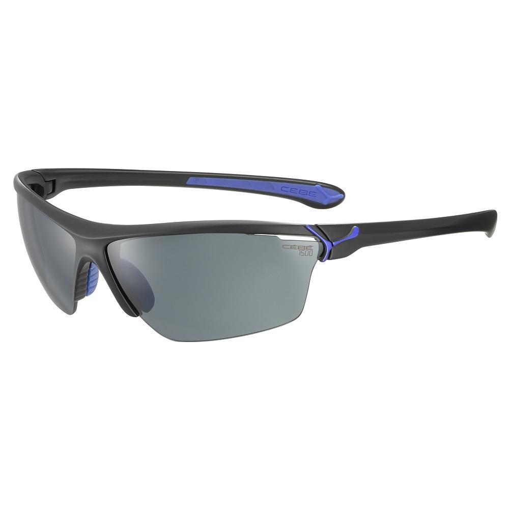 Cyklistické okuliare Cébé Cinetik čierno-modrá