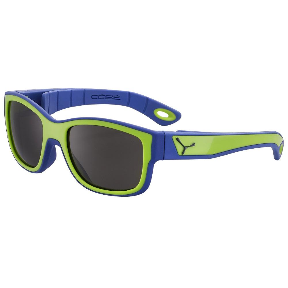 Detské športové okuliare Cébé S'trike modro-zelená