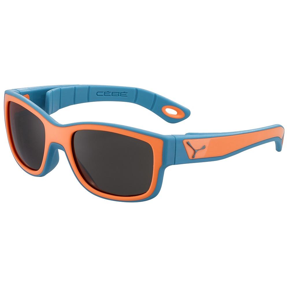Detské športové okuliare Cébé S'trike modro-oranžová