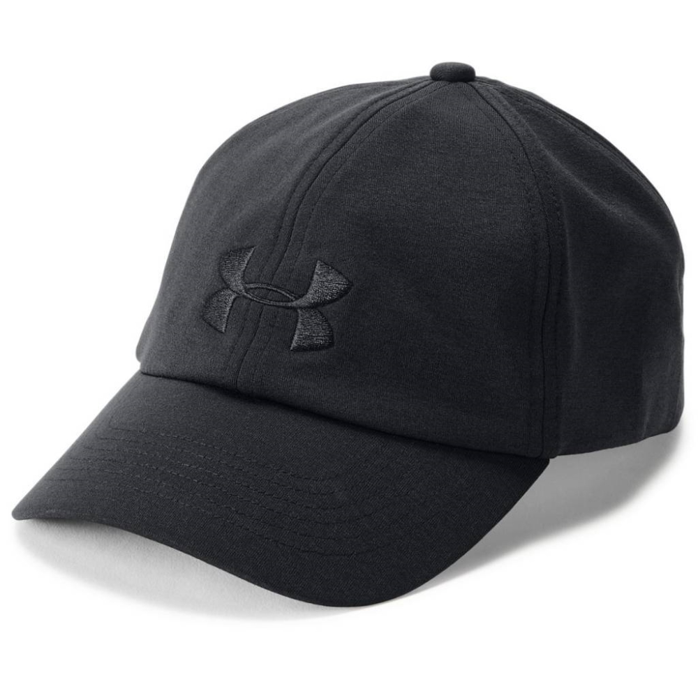 Dámska šiltovka Under Armour Renegade Cap Black/Black - OSFA
