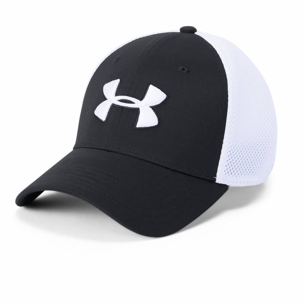Pánska šiltovka Under Armour Men's TB Classic Mesh Cap Black - M/L (55-58)