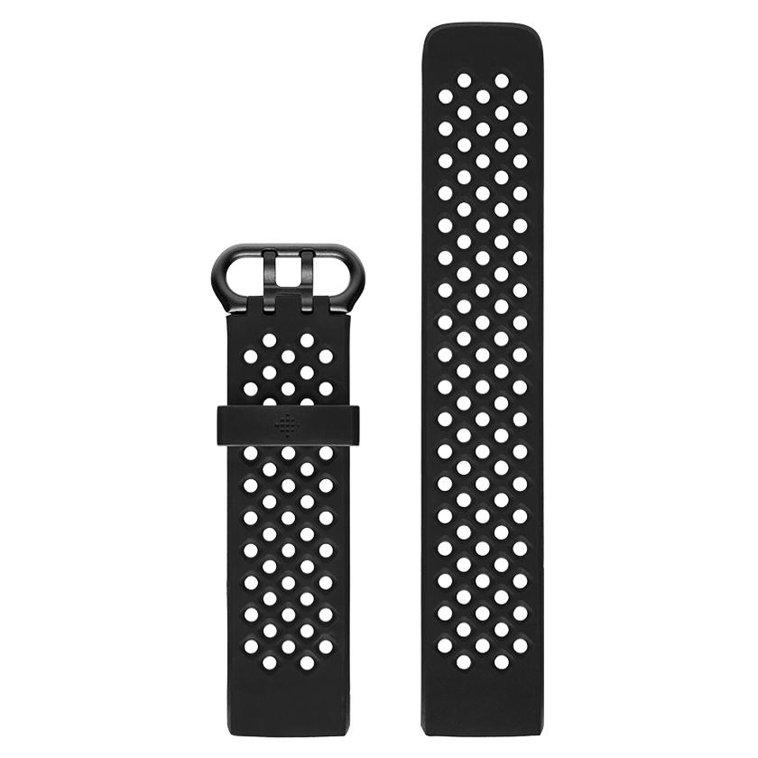 9f4db5d6f Náhradný remienok Fitbit Charge 3 Sport Band Black L