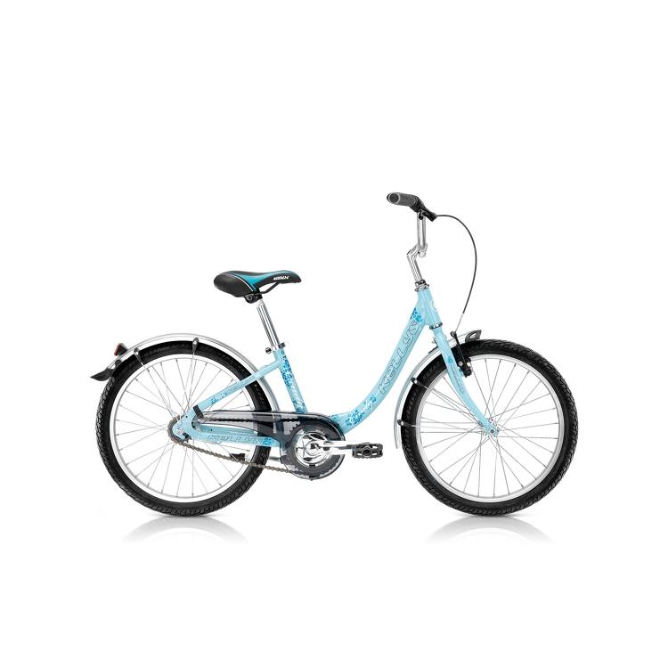 Detský dievčenský bicykel KELLYS CINDY 20