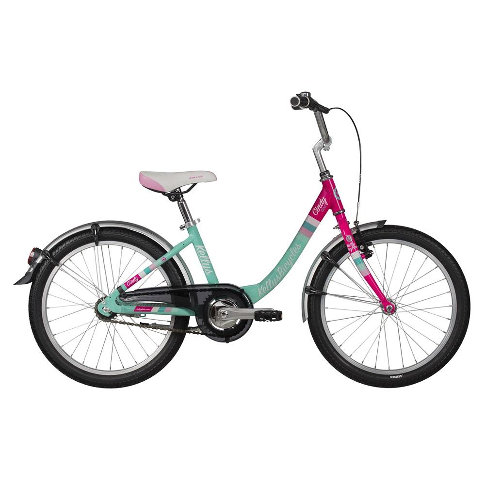 "Detský bicykel KELLYS Cindy 20"" - model 2020 - Záruka 10 rokov"