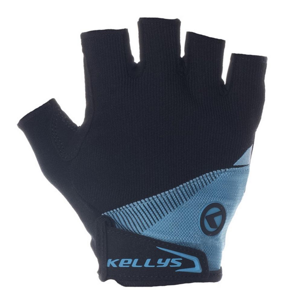 Cyklo rukavice KELLYS COMFORT modrá - M