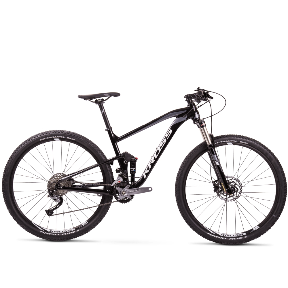 Celoodpružený bicykel Kross Earth 1.0 29