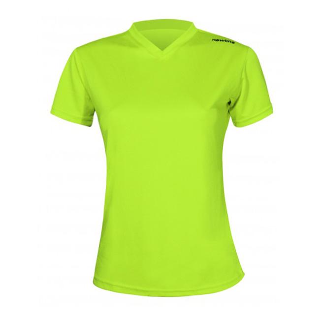 Dámske športové tričko s krátkym rukávom Newline Base Cool