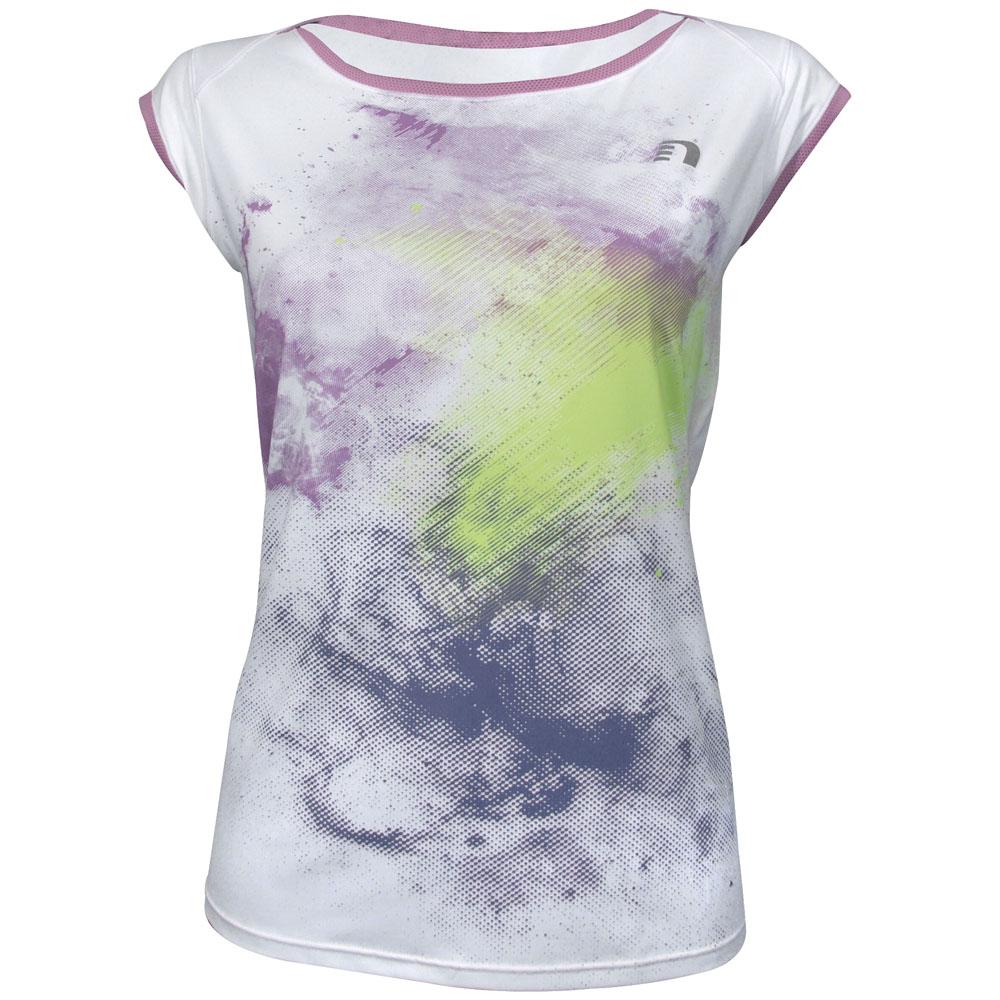 aaff15058089 Dámske športové tričko Newline Imotion Print Tee - inSPORTline