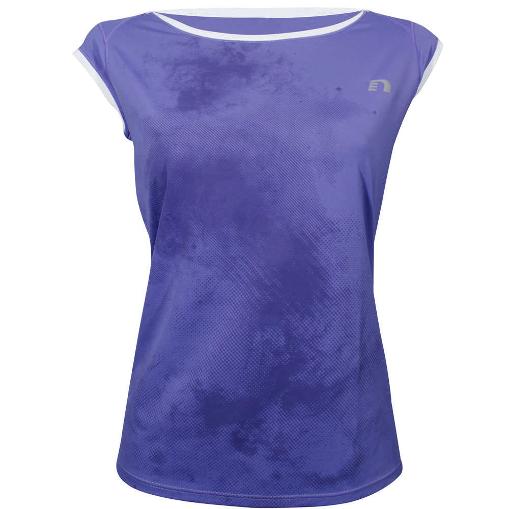 Dámske športové tričko Newline Imotion Print Tee - inSPORTline ce892fed7f8