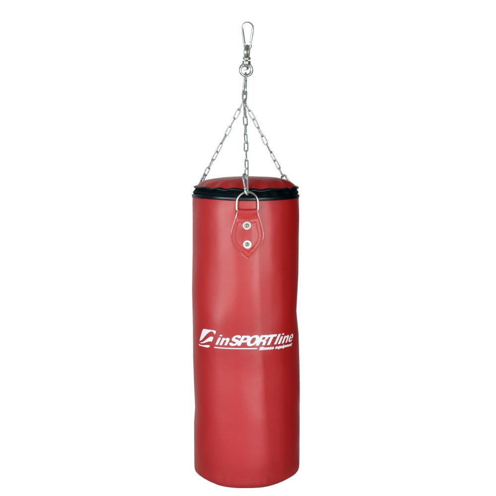 Detské boxovacie vrece inSPORTline 15 kg červená