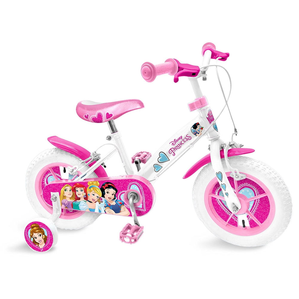 Dievčenský bicykel Disney Princess Bike 12