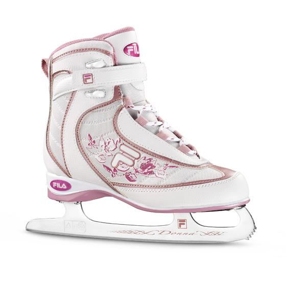 Dámske ľadové korčule Fila Donna Pink