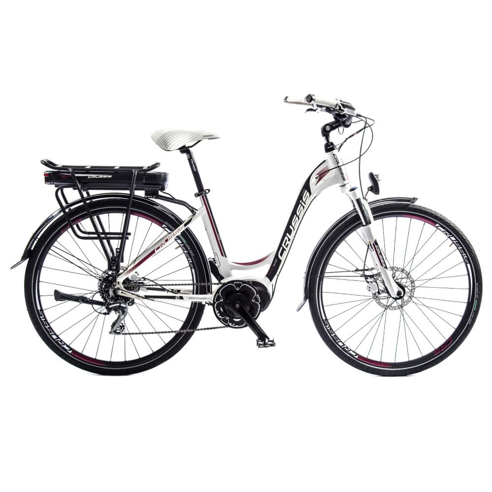 Mestský elektrobicykel Crussis e-City 7.3-S - model 2018 - Záruka 10 rokov
